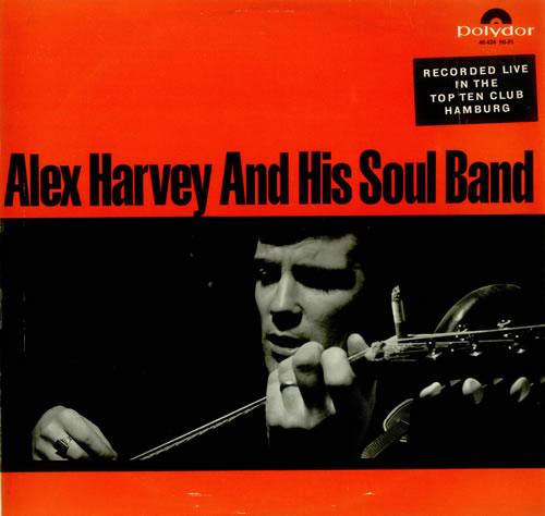 The Sensational Alex Harvey Band 171 Helpless Dancer