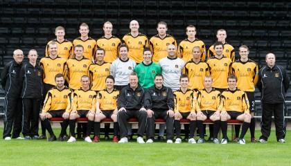 Dumbarton FC 2008-2009