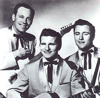 The Johnny Burnette Trio