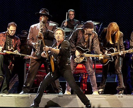 bruce springsteen greatest hits 2009. Bruce Springsteem and