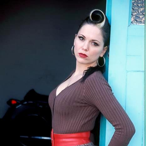 Am really enjoying the music of imelda may