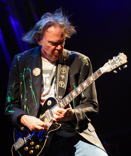 Neil Young 2009