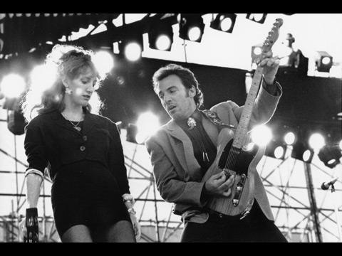 Mr & Mrs Springsteen