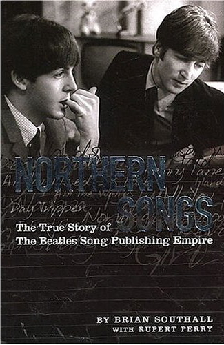 The Rock and Roll Chemist: BOOK REVIEW: Northern Songs: The