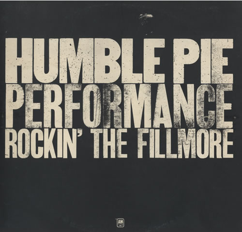 Performance Rockin The Fillmore