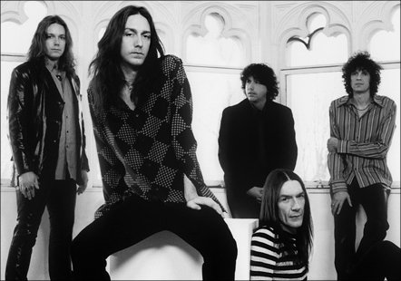 The Black Crowes « Helpless Dancer