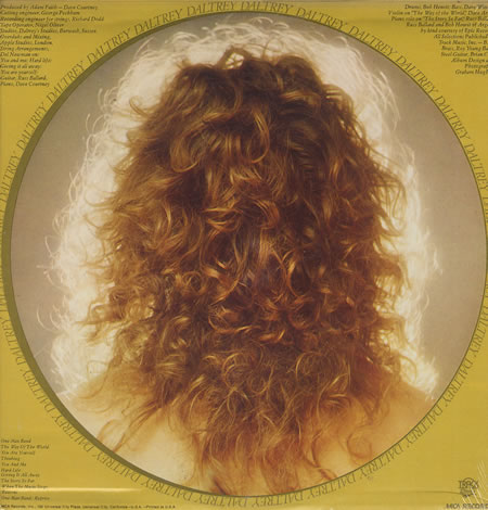daltrey album rear