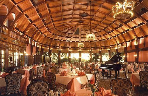 coronado hotel interior