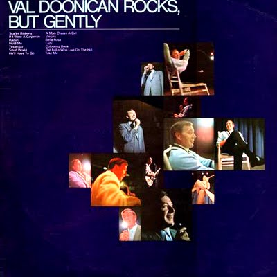 Val Doonican Rocks  but Gently