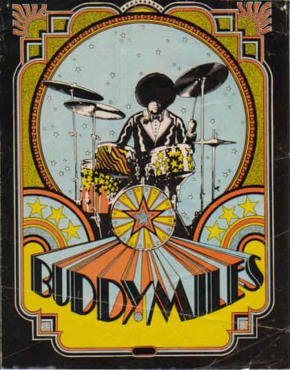 Buddy Miles Drummer Known as Buddy Miles