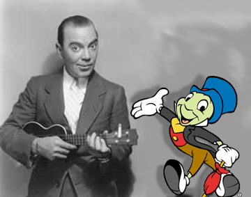 the life and career of cliff edwards or ukelele ike Cliff edwards (june 14, 1895 - july 17, 1971), also known as ukelele ike, was an american singer and voice actor who enjoyed considerable popularity in the 1920s and early 1930s, specializing in jazzy renditions of pop standards and novelty tunes.