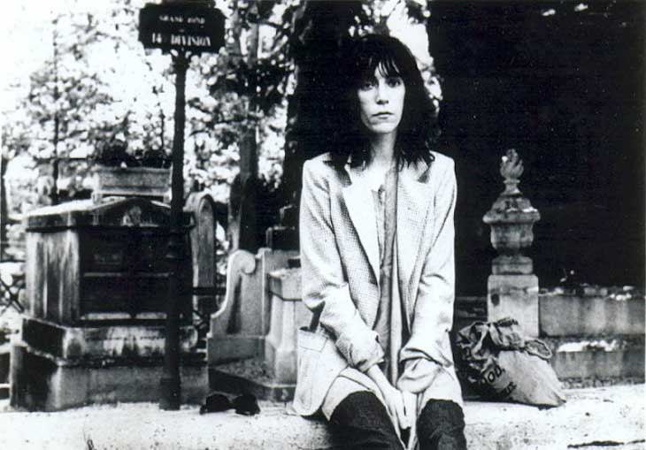 Patti Smith: Gimme Shelter